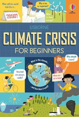 Cover of Climate Crisis for Beginners