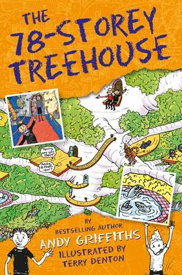 Cover of The 78-Storey Treehouse