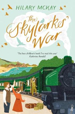 Cover of The Skylarks' War - Hilary McKay - 9781509894963