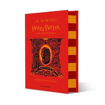 Cover of Harry Potter and the Half-Blood Prince - Gryffindor Edition - J.K. Rowling - 9781526618221