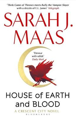 Cover of House of Earth and Blood - Sarah J. Maas - 9781526622884