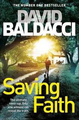 Cover of Saving Faith - David Baldacci - 9781529019223