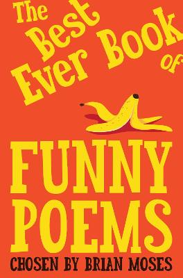 Cover of The Best Ever Book of Funny Poems