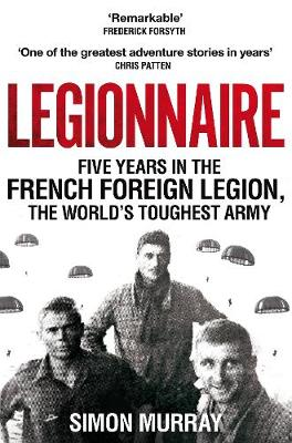 Cover of Legionnaire