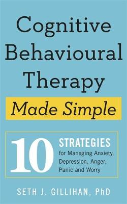 Cover of Cognitive Behavioural Therapy Made Simple