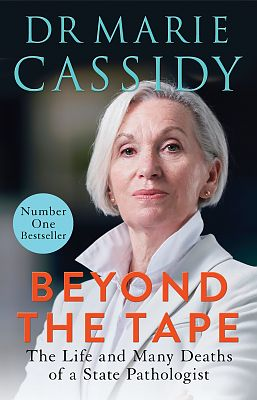 Cover of Beyond the Tape: The Life and Many Deaths of a State Pathologist