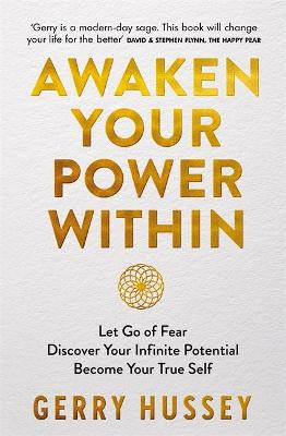 Cover of Awaken Your Power Within: Let Go of Fear