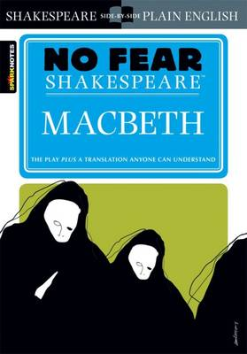 Cover of MACBETH - No Fear Shakespeare - William Shakespeare - 9781586638467