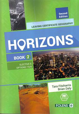 Cover of Horizons Book 2 Elective 1 - 2nd Edition - Tara Fitzharris - 9781780906447