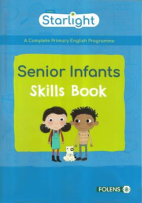 Cover of Starlight Senior Infants Skills Book