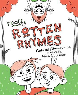 Cover of Really Rotten Rhymes