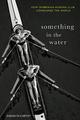 Cover of SOMETHING IN THE WATER