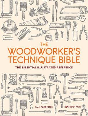 Cover of The Woodworker's Technique Bible