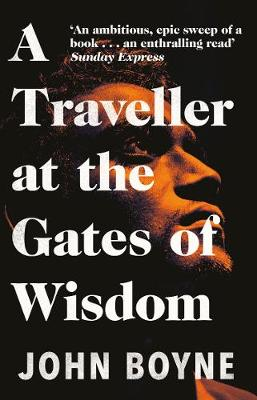 Cover of A Traveller at the Gates of Wisdom