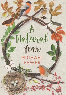 Cover of A Natural Year - Michael Fewer - 9781785373183