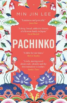 Cover of Pachinko - Min Jin Lee - 9781786691378