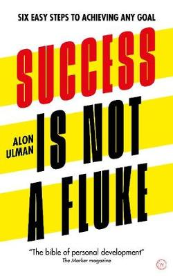 Cover of Success is Not a Fluke - Alon Ulman - 9781786785206