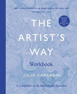 Cover of The Artist's Way Workbook