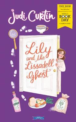 Cover of Lily and the Lissadell Ghost: World Book Day 2021