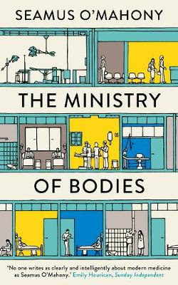 Cover of The Ministry of Bodies - Seamus O'Mahony - 9781800244221
