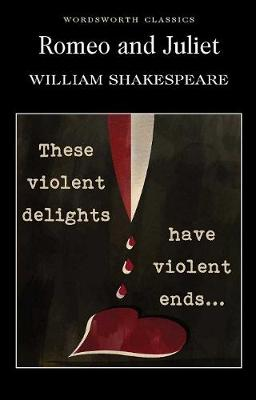 Cover of ROMEO AND JULIET - William Shakespeare - 9781840224337