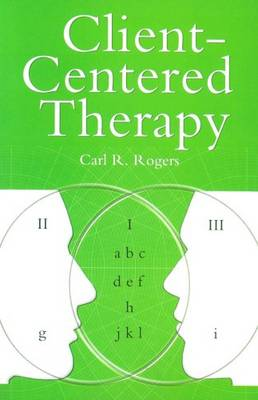 Cover of Client Centered Therapy - Carl Rogers - 9781841198408