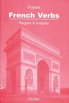 Cover of French Verbs