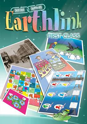 Cover of Earthlink 1st Class