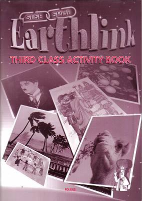 Cover of Earthlink 3rd Class Activity Book