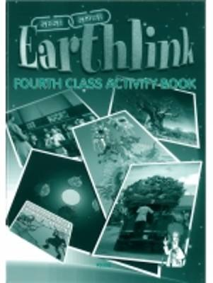 Cover of Earthlink 4th Class Activity Book