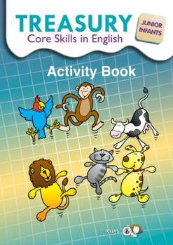 Cover of Treasury Junior Infants - Core Skills In English