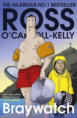 Cover of Braywatch - Ross O'Carroll-Kelly - 9781844884490