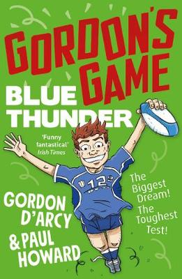 Cover of Gordon's Game: Blue Thunder