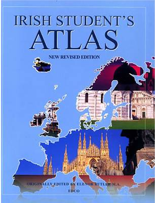 Cover of Irish Students Atlas Revised