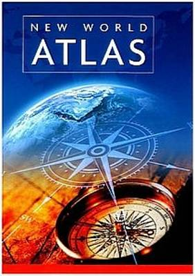 Cover of Edco New World Atlas - Secondary School Level