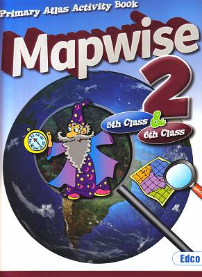 Cover of Mapwise 2 5th & 6th Class