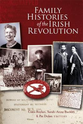Cover of Family histories of the Irish Revolution