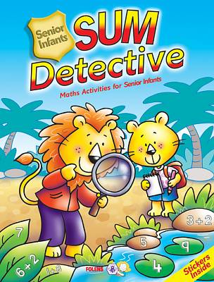 Cover of Sum Detective Senior Infants