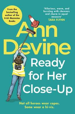 Cover of Ann Devine, Ready for Her Close-Up