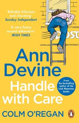 Cover of Ann Devine: Handle With Care