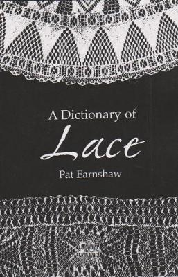 Cover of Dictionary of Lace