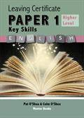 Cover of Paper 1 - Key Skills in English Higher Level Leaving Certificate