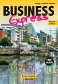Cover of Business Express 2nd Edition - Enda Connolly - 9781909417427