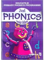 Cover of Just Phonics Senior Infants
