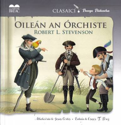 Cover of Oilean an Orchiste