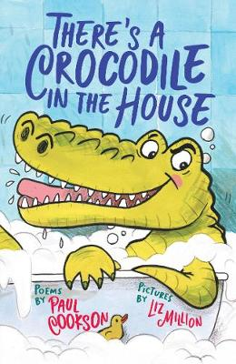 Cover of There's a Crocodile in the House
