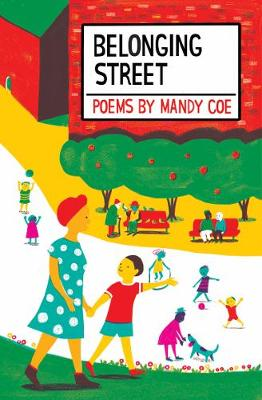 Cover of Belonging Street: Poems