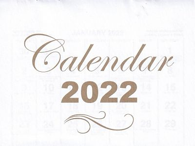 Cover of Calendar 2020 Wallet Sized - CBC - XP183